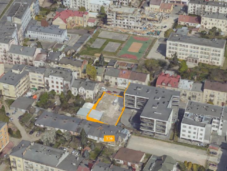 KONSULTACJE SPOŁECZNE: Budowa budynku mieszkalnego przy ulicy Złotej w Kielcach