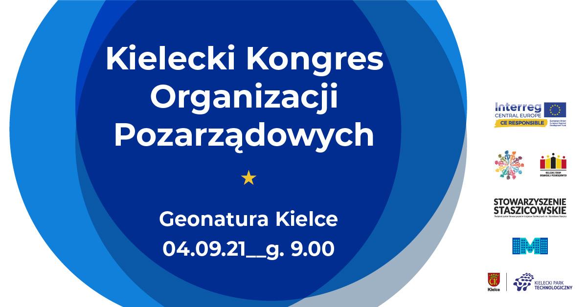 Kielecki Kongres Organizacji Pozarządowych – Dialog i Partnerstwo